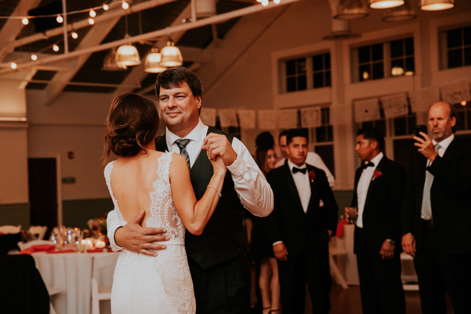 Connecticut Wedding, Glastonbury Boathouse Wedding, Connecticut Wedding Photographer, Glastonbury Wedding Photographer, Connecticut Wedding Photography, Connecticut Bride, Lovely Bride, Glastonbury Connecticut Wedding Photographer, Glastonbury Connecticut Wedding, Lake Wedding, Lake Ceremony, BOHO Wedding, Mexican Wedding, Mexican Wedding Inspiration, Multicultural Wedding, Creative Wedding Photography, Parent Dances, Bride Father