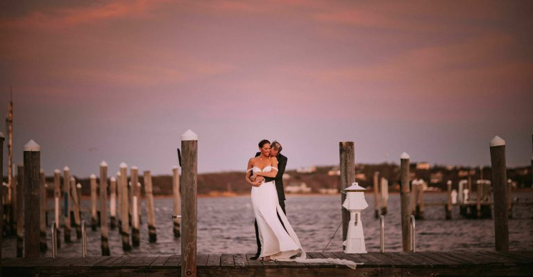Gurneys Star Island Montauk Wedding Film